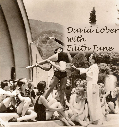 David Lober, Edith Jane